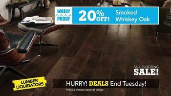 Lumber Liquidators Fall Flooring Sale TV Spot, 'Local Favorites' - Thumbnail 4