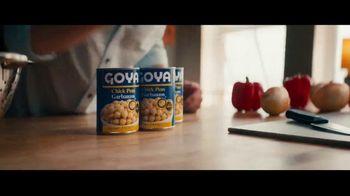 Goya Foods Prime Premium Chick Peas TV Spot, 'Incredible Garbanzo Bean' - Thumbnail 6