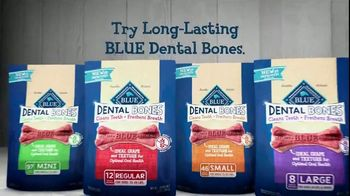 Blue Buffalo TV Spot, 'Comparison: Dental Bones' - Thumbnail 9