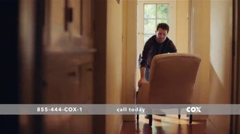 Cox High Speed Internet TV Spot, 'Laws of Moving' - Thumbnail 8
