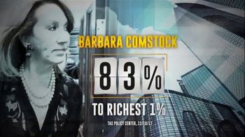 Democratic Congressional Campaign Committee TV Spot, 'Barbara Comstock' - Thumbnail 3