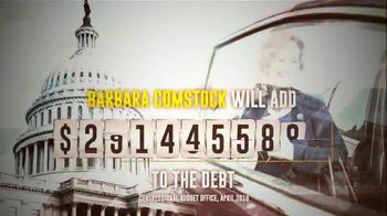 Democratic Congressional Campaign Committee TV Spot, 'Barbara Comstock' - Thumbnail 5