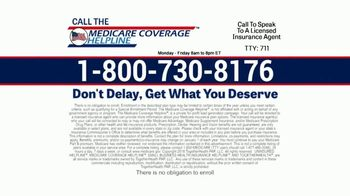 Medicare Coverage Helpline TV Spot, 'More Benefits' Featuring Joe Namath - Thumbnail 9