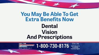 Medicare Coverage Helpline TV Spot, 'More Benefits' Featuring Joe Namath - Thumbnail 2