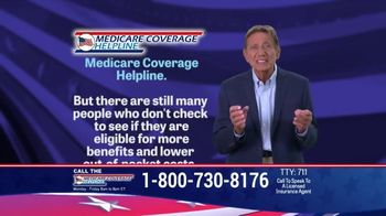 Medicare Coverage Helpline TV Spot, 'More Benefits' Featuring Joe Namath - Thumbnail 4