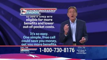 Medicare Coverage Helpline TV Spot, 'More Benefits' Featuring Joe Namath - Thumbnail 5