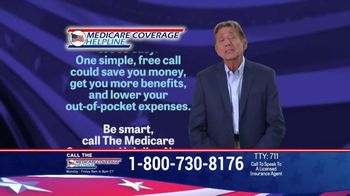 Medicare Coverage Helpline TV Spot, 'More Benefits' Featuring Joe Namath - Thumbnail 6