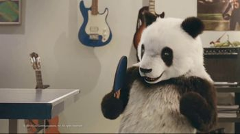 Cox Communications G1gaBlast TV Spot, 'Panda Ping Pong'