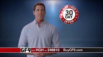 GF-9 TV Spot, 'Extra Boost'