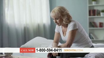 SeroVital HGH TV Spot, 'It's Not Your Fault' Featuring Kym Douglas - Thumbnail 3