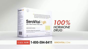 SeroVital HGH TV Spot, 'It's Not Your Fault' Featuring Kym Douglas - Thumbnail 7