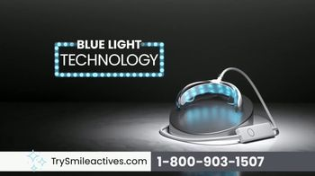 Smileactives Smile Brightening System TV Spot, 'Whiten Your Yellowing Teeth' - Thumbnail 8