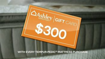 Ashley HomeStore TV Spot, 'Tempur-Pedic Mattress Offer' - Thumbnail 2
