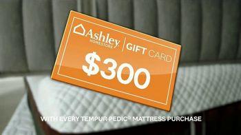 Ashley HomeStore TV Spot, 'Tempur-Pedic Mattress Offer' - Thumbnail 3