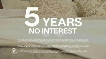 Ashley HomeStore TV Spot, 'Tempur-Pedic Mattress Offer' - Thumbnail 4