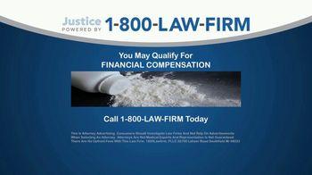 1-800-LAW-FIRM TV Spot, 'Talcum Powder' - Thumbnail 2