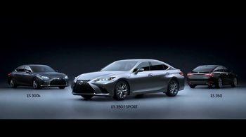 Lexus ES TV Spot, 'Why Bother' [T1] - Thumbnail 10