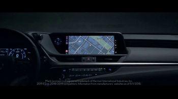 Lexus ES TV Spot, 'Why Bother' [T1] - Thumbnail 4