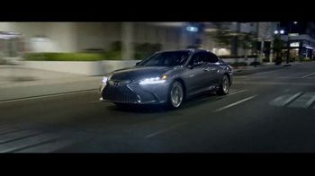 Lexus ES TV Spot, \'Why Bother\' [T1]