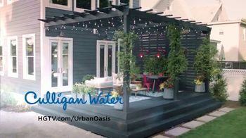 2018 HGTV Urban Oasis TV Spot, 'Culligan: Celebrating Room Flow' - Thumbnail 9