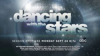 Myrbetriq TV Spot, 'Dancing With the Stars Sweepstakes' Feat. Laila Ali - Thumbnail 8