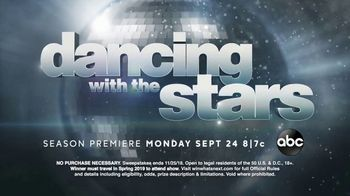 Myrbetriq TV Spot, 'Dancing With the Stars Sweepstakes' Feat. Laila Ali - Thumbnail 9