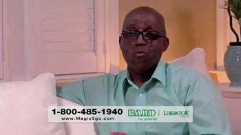 Liberator Medical Supply, Inc. TV Spot, 'Magic3 Go Silicone Catheter' - Thumbnail 1