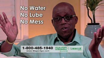 Liberator Medical Supply, Inc. TV Spot, 'Magic3 Go Silicone Catheter'