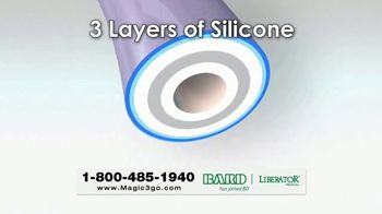 Liberator Medical Supply, Inc. TV Spot, 'Magic3 Go Silicone Catheter' - Thumbnail 5