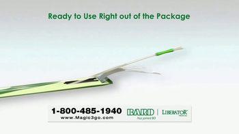 Liberator Medical Supply, Inc. TV Spot, 'Magic3 Go Silicone Catheter' - Thumbnail 6