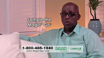 Liberator Medical Supply, Inc. TV Spot, 'Magic3 Go Silicone Catheter' - Thumbnail 8