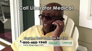 Liberator Medical Supply, Inc. TV Spot, 'Magic3 Go Silicone Catheter' - Thumbnail 9