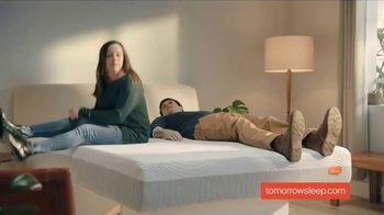 Tomorrow Sleep TV Spot, 'Just Right'