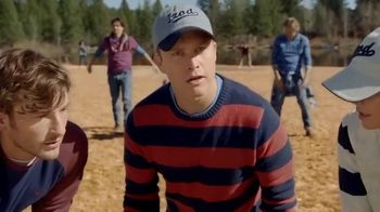 IZOD TV Spot, 'Ad Clichés' Featuring Colin Jost, Aaron Rodgers - 140 commercial airings