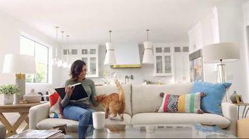 Fresh Step Clean Paws TV Spot, 'Cat on Glass' - Thumbnail 7