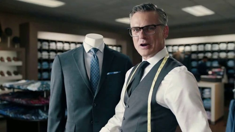 Men's Wearhouse TV Commercial, 'Whatever You Do'
