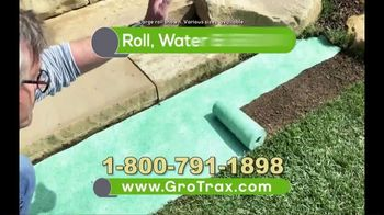 Grotrax TV Spot, 'Amazing Grass Mat: 50-Square-Foot Roll' - Thumbnail 10