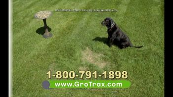 Grotrax TV Spot, 'Amazing Grass Mat: 50-Square-Foot Roll'