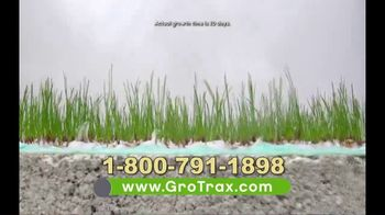 Grotrax TV Spot, 'Amazing Grass Mat: 50-Square-Foot Roll' - Thumbnail 7