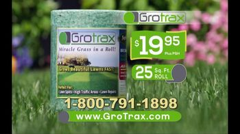 Grotrax TV Spot, 'Amazing Grass Mat: 50-Square-Foot Roll' - Thumbnail 8