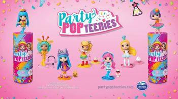 Party Popteenies TV Spot, 'Pop a Party' - Thumbnail 9