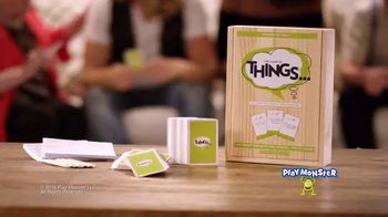 The Game of THINGS... TV Spot, 'Things You Shouldn't Do in the Dark' - Thumbnail 7