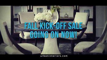 Urban Interiors & Thomasville Fall Kick-Off Sale TV Spot, 'Furniture' - Thumbnail 10