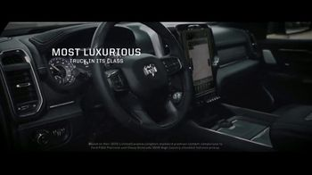 2019 Ram 1500 TV Spot, 'What a Difference: People Are Switching' [T1] - Thumbnail 5