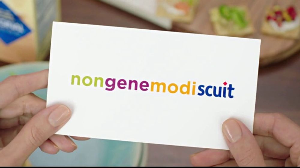 Triscuit TV Commercial, 'Non-GMO Project Verified' Featuring Cecily Strong  - Video