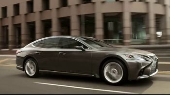 Lexus LS 500 TV Spot, 'Dimensions' [T1] - Thumbnail 2