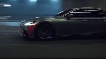 Lexus LS 500 TV Spot, 'Dimensions' [T1] - Thumbnail 6