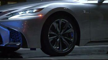 Lexus LS 500 TV Spot, 'Dimensions' [T1] - Thumbnail 7