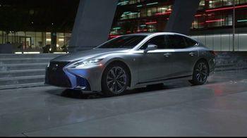 Lexus LS 500 TV Spot, 'Dimensions' [T1] - Thumbnail 9