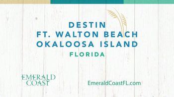 Florida's Emerald Coast TV Spot, 'Okaloosa Island: Golf Getaway' - Thumbnail 8